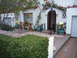 Relax in a beautiful Spanish style house set in the heart of paradise!