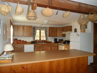 Secluded West Tisbury Vacation Home - Near Town and Beaches