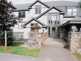 Great for families! Just minutes from the slopes with all the amenities!