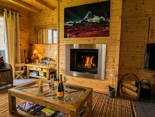 4 bedroom chalet in Chatel / La Chapelle d'Abondance for Portes Du Soleil
