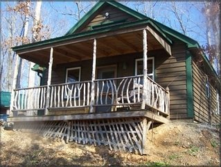 White Oak Ridge Cabins (Wilderness Retreat)