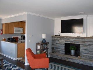 Newly Renovated Point Pleasant Beach Lake Front Beach Home 2.5 Blocks to Beach