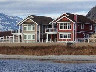 Lakefront Family Retreat On B.C.'s Warmest Lake, Minutes From The Best Wineries