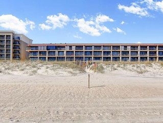 Cabana 108!  Oceanfront and on the Boardwalk!