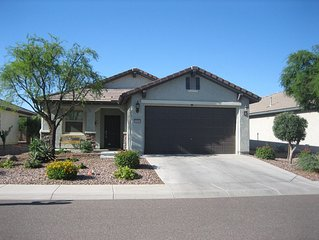 BEAUTIFUL HOME IN MERRILL RANCH- SUN CITY RESORT   55+