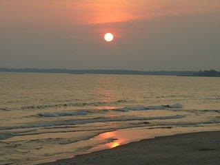 Beautiful Lake Erie Beachfront Property