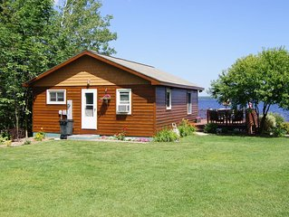 Cottage On Portage Lake; Close To Mtu; Nature/bike Trails; Snowmobiling