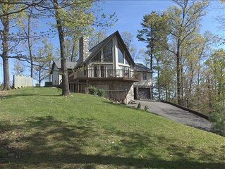 Gorgeous, Private Chalet at South Holston Lake, Bristol
