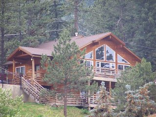 Buffalo Sunrise Lodge ~ Panoramic Mountain Vistas & Lake Views