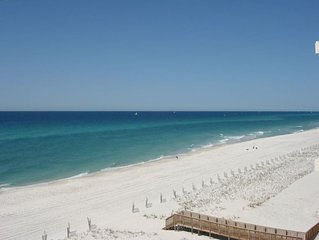 Gulf Front Pensacola Beach, Extra Sitting Room Master/Sleeps 8
