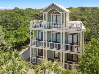 Gulf View Home W/Private Pool on Seacrest Beach, Family/Child Friendly