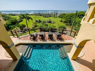 Oceanfront Dream Vacation Home with Incredible Views and Pool