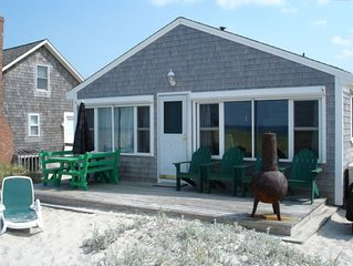 Newly-Renovated Beachfront Cottage!!!
