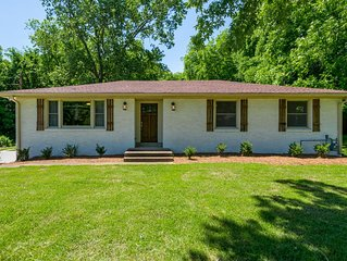 Newly Renovated Property in Heart of Mt. Juliet just 20 Minutes from Nashville