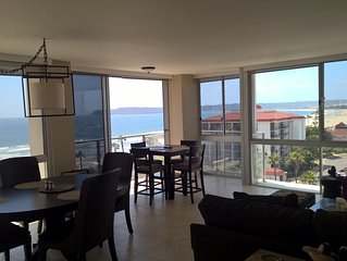 Coronado Shores Corner unit.  Remodeled 3 bedroom/3 bathroom  Wraparound VIEWS