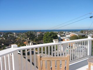 Stunning panoramic ocean views! Encinitas-walk to beach, close to Del MarTrack