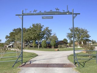 Gorgeous Texas Ranch Get Away