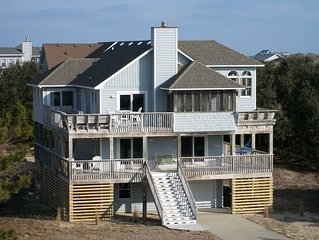 Schooner Ridge 5BR Oceanside Steps From Beach And Town