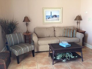 Direct Beach Front, Beach/Ocean View, 2 Pools, Stylish, Comfortable & Relaxing