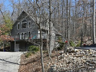 Your beautiful home in the mountains with the amenities you want