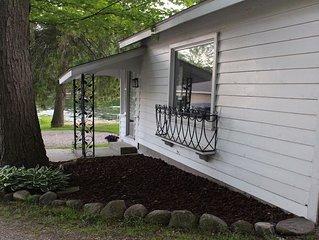 Spring Lake Waterfront Cottage