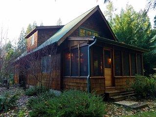 Riverfront Cabin Paradise, Inn at the Bridge #3