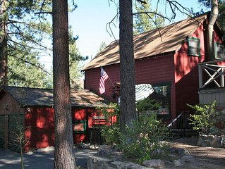 Classic Tahoe Home at Elk Point, Nv. on the Lake's South East Shore