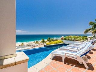 Villa Fiesta--Unsurpassed Views of Pedregal Beach & Ocean Whitewater