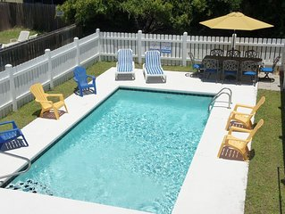 Family Friendly Home, All-inclusive pricing, & Close to Beach and Pier!