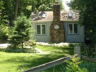 Retro, Cozy Cottage - Peninsula St. Park, Family/Pet Friendly - OPEN year around