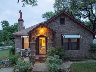 Historic Hill Country Cottage