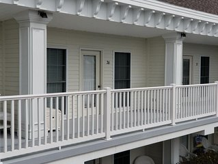 Cape May Condo Getaway w/ Rooftop Deck, Onsite Parking, 1/2 Block to the Beach