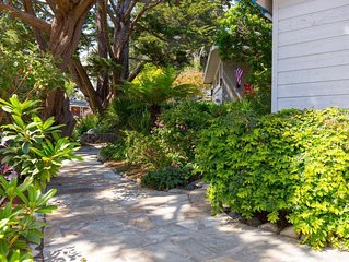 Quiet Coastal Beach/Golf Getaway in Desirable Rio Del Mar Aptos!