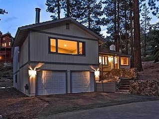 Newly Remodeled, 2 Master Suites, Min. to Heavenly/Lake/Casino