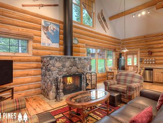 SKI IN/OUT *CHRISTMAS WEEK STILL AVAILABLE* Powder Ridge Cabin