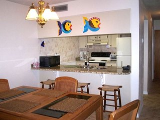 Flagler Beach Newly Renovated Oceanfront Condominium