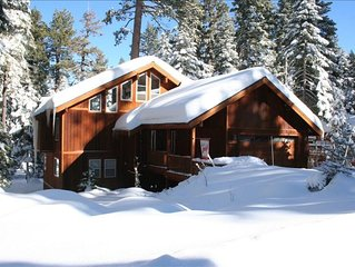 **MAGICAL WEST SHORE**Tahoe Ski Retreat in Chamberlands**