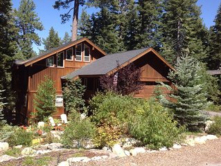 **MAGICAL WEST SHORE**Tahoe Ski Retreat in Chamberlands near Homewood **