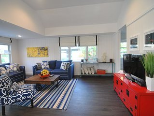 Ocean Beach Beautifully decorated and immaculate 4 bedroom- sleeps 10