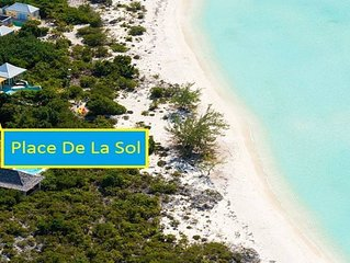 3 Bedroom Villa on Taylor Bay Beach,  Ambiance & Privacy
