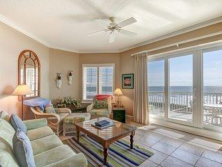 Beautiful Beachfront Property adjacent to the Ritz Carlton.