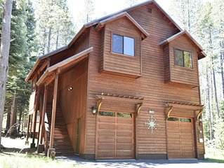 Updated 4BR/3BA New Decor & Game Room - Great Tahoe Donner location
