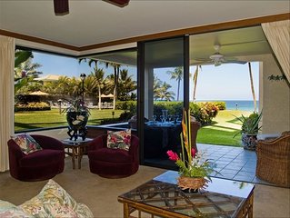 Ocean Front, Luxury, Ground Floor, Remodeled, Polo Beach #102
