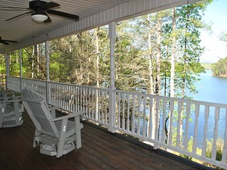 Private waterfront home...Booking now for summer of 2020