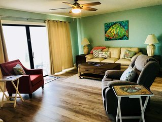 Beautiful Newly Renovated Ocean View w/ 2 master bedrooms- Oceanside Village
