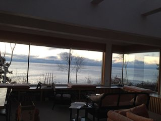 Lovely Home With Beautiful Views Of Lake Superior ~ 180 Degree Views!