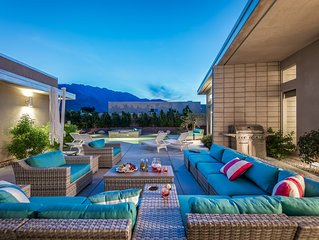 Palm Springs Lifestyle, Palm Springs Style, Palm Springs Comfort!