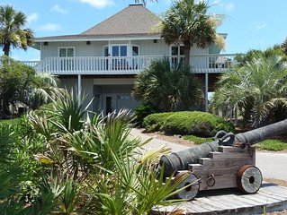 Ocean Front East Beach / 40 Acre Private Nature Preserve