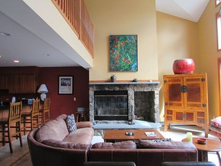 5 Bedroom Bretton Woods Family Gathering - A Slice Of Heaven w/ view of Ski Area