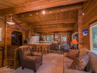 New Listing! Ski to Homewood Mountain Resort * Chamber's HOA Beach Access